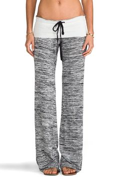 wide leg lounge pants.
