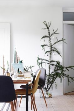 Best of : Real Christmas tree decors
