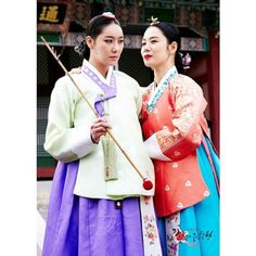 Royal Concubine Lee & Royal Concubine Soyong Jo | Cruel Palace, War of Flowers