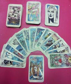Dame Darcy Mermaid Tarot Decks