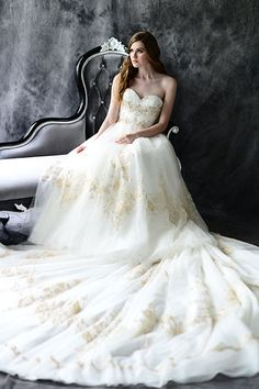 Blog of Ruffles and Sweets - Wedding Gowns - What's Your Style?