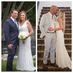 On this day in 2015 team CCBL was a part of two glorious events! Happy anniversary to Jody and Mike whom we were with at their backyard tent wedding in Essex Connecticut Photo taken by perceptions photography. And an extra special day for Danielle and Angelo who were at the Lounsbury house in Ridgefield Connecticut  celebrating with the special reception after their destination wedding. Photography by Angela Maria. It was a fabulous day for all! Congratulations to both couples on this most…