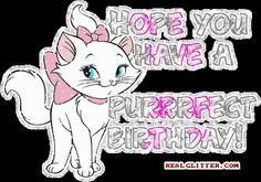 Happy Birthday Glitter Graphics and Greetings. With Your Friends a Happy Birthday with Birthday Glitter Graphics. Myspace Birthday Graphics and Glitter Greetings with copy paste code Birthday Greetings Friend, Happy Birthday Dear, Happy Birthday Pictures, Friend Birthday, Birthday Wishes, Birthday Gifs, Cute Embroidery, Embroidery Designs, Glitter Gif
