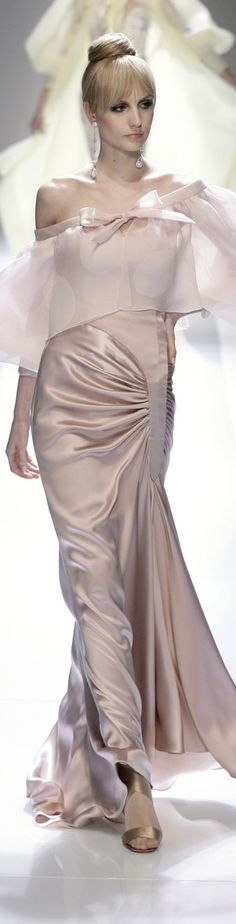 Valentino spring 2007 couture