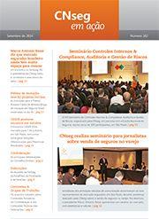 Periódico CNseg em ação   Edição 102   Setembro de 2014