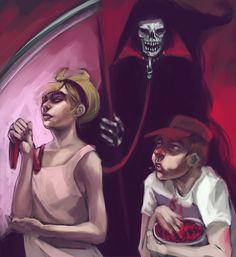 Grim Adventures of billy and mandy