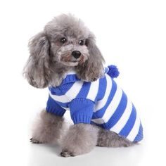 Myyxt Winter Pet Dog Sweater Coat Knitting Weave with Hat Jacket Jumper Warm -- Continue to the product at the image link. (This is an affiliate link) Pet Gifts, Dog Lover Gifts, Dog Lovers, Christmas Dog, Christmas Sweaters, Pet Sweaters, Cat Merchandise, Cheap Pets, Pet Clothes