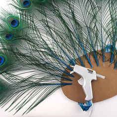peacock step 3