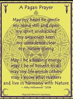 Calmness prayer