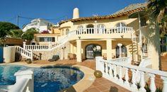 Absolute Luxusvilla mit traumhaften Panoramablick über Altea jetzt im Vertrieb. Weitere Ferienimmobilien in Spanien finden Sie unter: http://www.ott-kapitalanlagen.de/immobilien-spanien.html