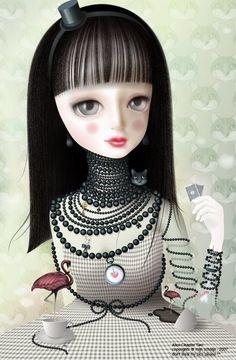 Marie Blanco Hendrickx (Mijn Schatje) | Alice