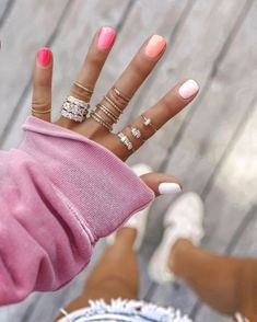 Nail Designs for the new winter 2020 Winter Nail Designs for New Year 2020 winter Beautiful Nails Nail Designs for New Year 2020 Related posts: tiny Amigurumi Bear Crochet Pattern Free - Crochet and knitting -. Winter Nails, Spring Nails, Summer Nails, Winter Nail Designs, Nail Art Designs, Nagel Tattoo, Ten Nails, Pink Ombre Nails, Ombre Nail Colors