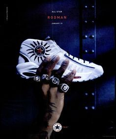 09802bbb48ef Dennis Rodman- Converse Dennis Rodman Shoes