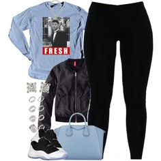 A fashion look from December 2014 featuring H&M jackets, Givenchy handbags and ASOS rings. Browse and shop related looks.