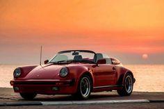 Porsche 911 Carrera Speedster, yes well. Ich liebe dieses Auto, es ist ein unbeschreibliches Gefühl mit diesem Auto zu fahren.
