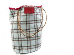 Shopping bag reversible Borreguillo Rojo