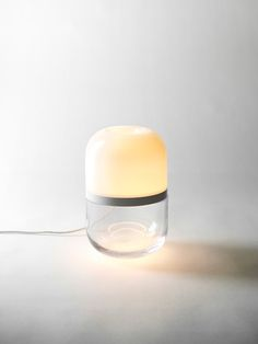 Small Demi Lamp by Mattias Stenberg