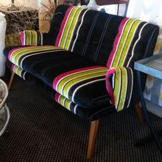 New Zealand Made to order in a choice of Fabrics, Leathers, Vinyls, Sizes and Finishes Sofa Chair, Armchair, Settees, Vinyls, Seat Cushions, Retro Fashion, Sofas, Old Things, Fabrics