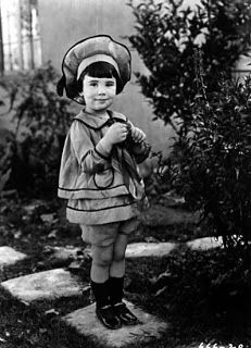Baby Peggy aka Diana Serra Cary 1918 - still living