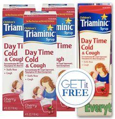 Free Triaminic at Dollar Tree!