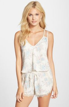 Band of Gypsies Double Strap Cami available at #Nordstrom