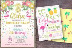 Selecionamos 22 inspirações de convites com abacaxi para inspirar as debutantes que estão nos preparativos da festa de 15 anos!