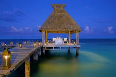 8 Best All-Inclusive Honeymoon Resorts. Zoetry Paraiso de la Bonita in Riviera Maya, Mexico - Hoping to go father away for our honeymoon. almost all of these are in the Caribbean, but one is in Chile and one is in Fiji. All Inclusive Honeymoon Resorts, Cheap Honeymoon, Mexico Honeymoon, Honeymoon Vacations, Honeymoon Places, Honeymoon Destinations, Dream Vacations, Vacation Spots, Caribbean Honeymoon