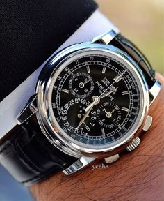 Patek Philippe - Still enjoying the superb 5970P and just had to share this pic...!