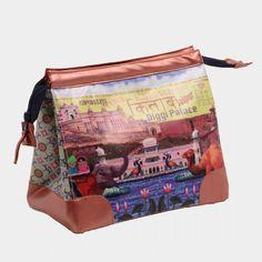 Medium Wash Bag - I Love Jaipur #india #kitsch
