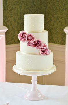 Rose and piped pearl @ Belstead Brook hotel