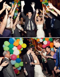 """I AM IN LOVE. this is the cutest wedding in the world and i want it! inspired by """"up"""""""