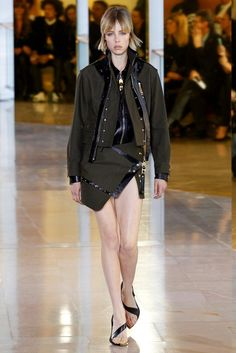 Anthony Vaccarello Spring 2016 Ready-to-Wear Collection Photos - Vogue