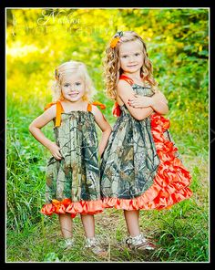 Camo hunting dress - Realtree - Nathan's Photography photo credit