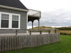 Darnley by the Dunes - oceanfront walk to beautiful beach - great for families - Darnley Ocean Bedroom, Canada House, The Dunes, Property Management, Beautiful Beaches, Vacation Rentals, Cottages, Baths, Outdoor Decor