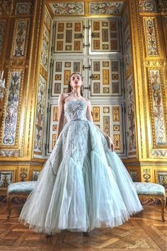 Ziad Nakad Spring 2021 Couture
