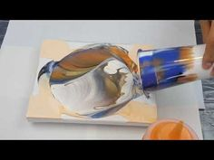 Show the cell in Minwax Polyurethane Apple barrel gloss paint and treadmill belt silicone - YouTube