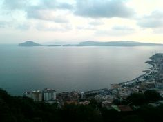 Pozzuoli (Napoli) my home for almost 3 years....