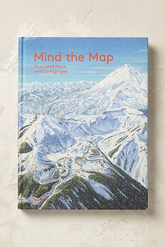Mind The Map - anthropologie.com