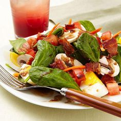 These easy lunch recipes are rich in nutrients but low in calories so you can lose weight while eating healthy.