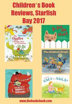 Children's Book Reviews, Starfish Bay 2017
