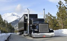 Custom Peterbilt Show Trucks | ... started bugging jack to buy new trucks jack s old trucks were cool