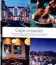 Delicious Magazine last August, feature on Cape Town and its beauty, including our client the Table Bay Hotel. Amazing Cover  #southafrica