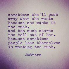 Sometimes......
