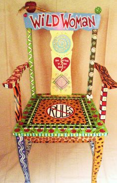 Wild Woman Chair