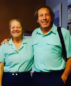 Jo McMahon & Steven Seif. Arrived to JCR in matching outfits.