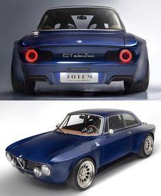 Alfa Cars, Alfa Romeo Cars, Alfa Gta, Chasing Cars, Alfa Romeo Giulia, Fast Cars, Sport Cars, Custom Cars, Concept Cars