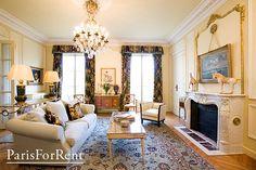 Paris Apartment Rental - Trocadero Palace