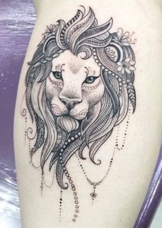 Bilderesultater for lioness tattoo Trendy Tattoos, Unique Tattoos, Beautiful Tattoos, Tattoos For Women, Time Tattoos, Body Art Tattoos, Sleeve Tattoos, Tatoos, Leo Lion Tattoos