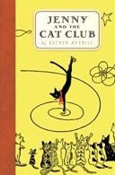 Jenny Linsky, the orphaned cat, is taken into the home of a sea captain and looks longingly out at the jaunty Cat Club that meets each night in the garden. Jenny lives on the very tip of Manhattan Island.  The Cat Club itself is winningly metropolitan - like the Algonquin Round Table but with pilchards for bourbon.