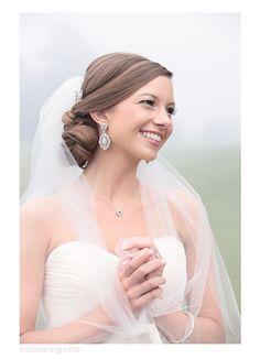 bride, serene, hair and makeup, diamonds, jewelry, wedding day, grey skies, beauty, Carolina Bride Feature, Ballantyne Hotel Wedding, Charlotte NC Wedding Photographer